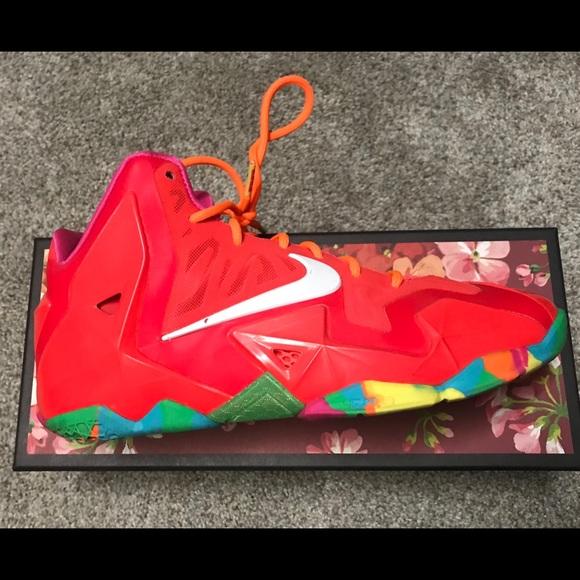 Nike Shoes | Nike Lebron Fruity Pebble